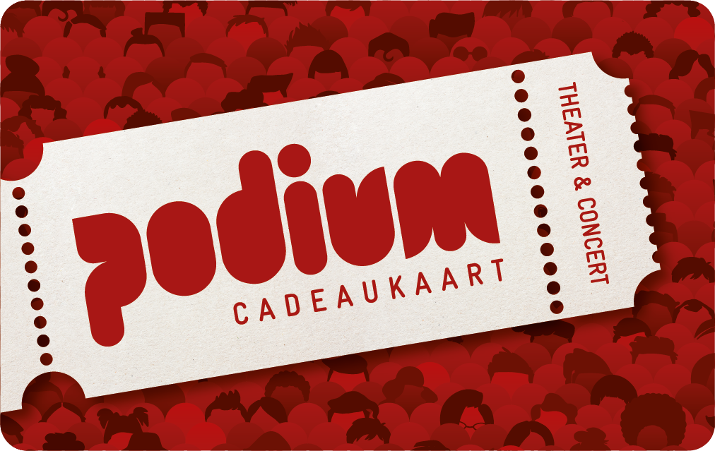 Podium Cadeaukaart e-card