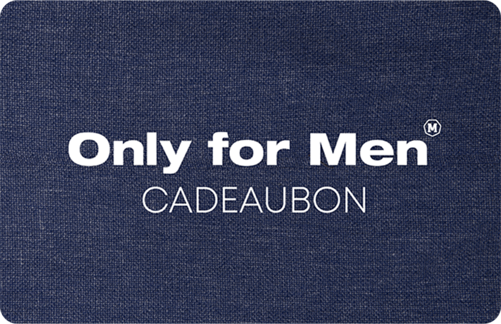Only for Men Cadeaukaart